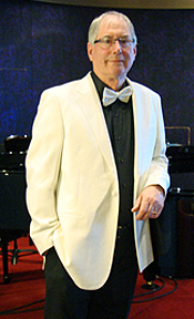 Michael Ward, Accompanist