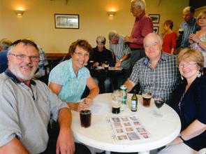 Choir Hogroast  1 July 2014