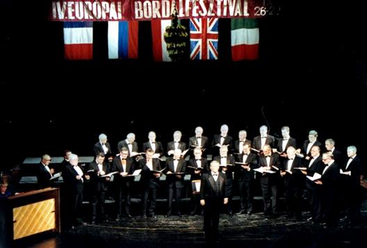Hungary Tour 1997