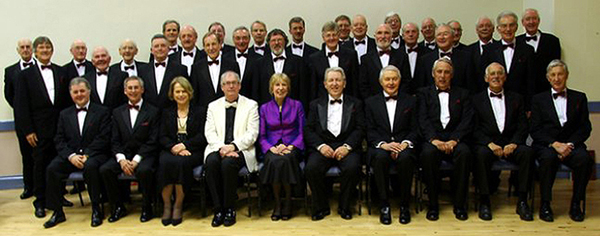 Newport Male Voice Choir, February 2010