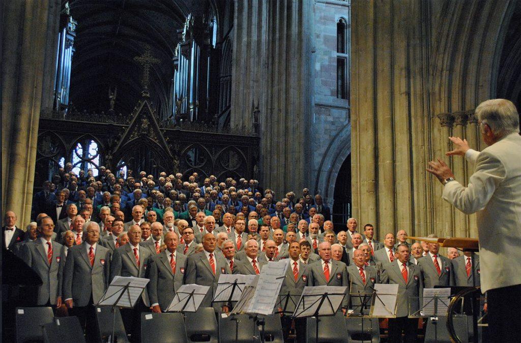 Worcester Choir 2- 18 June 2016