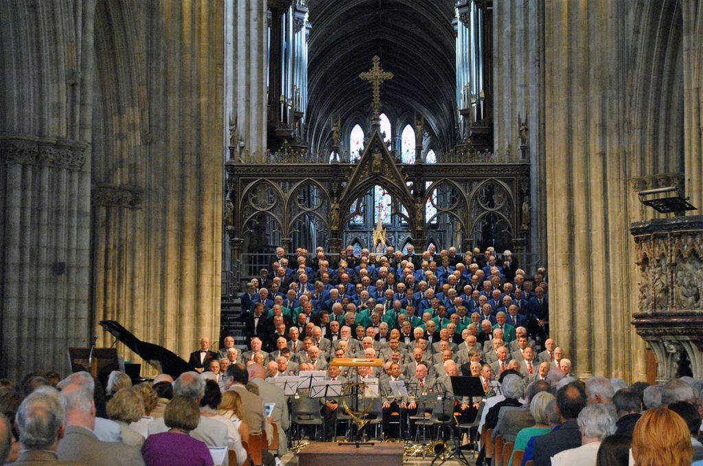Worcester Cathedral Concert - 18 June 2016