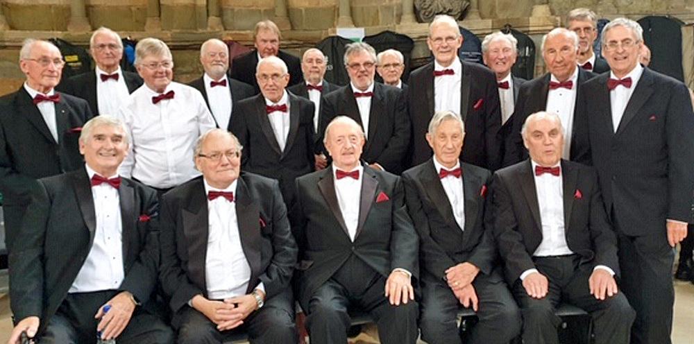 EAMVC Choir Group Worcester 2019